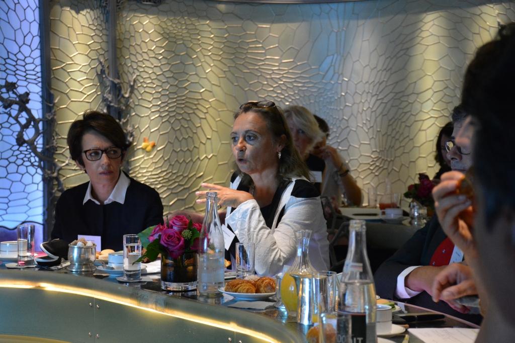 Marie Sophie Pawlak, présidente de l'association Elles bougent